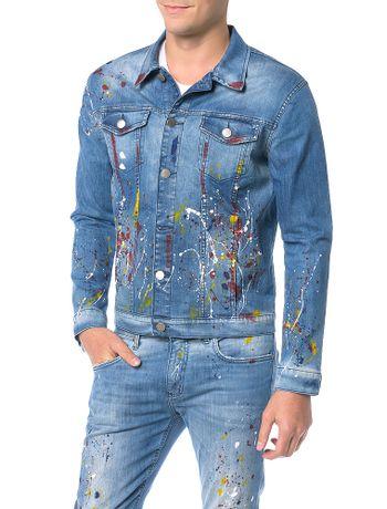Jaqueta-Calvin-Klein-Jeans-Com-Respingos-Azul-Medio