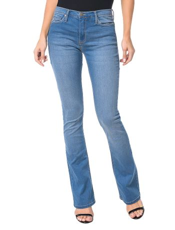 Calca-Calvin-Klein-Jeans-Five-Pockets-RCKR-Kick-Azul-Medio