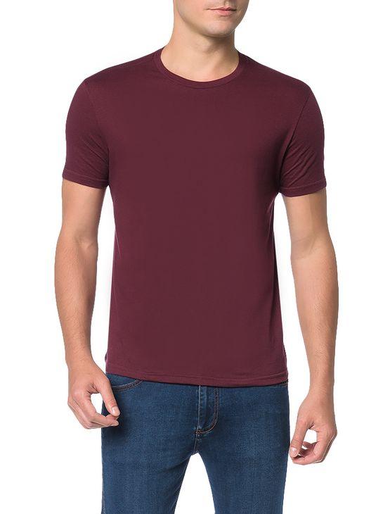 Camiseta-Calvin-Klein-Jeans-Estampa-Costas-American-Bordo