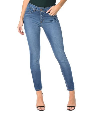 Calca-Calvin-Klein-Jeans-Five-Pockets-Jegging-Azul-Medio