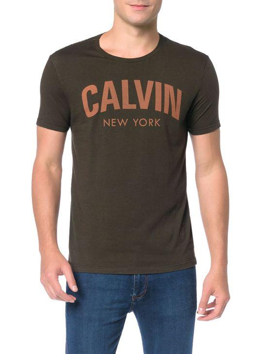 Camiseta-Calvin-Klein-Jeans-Estampa-Calvin-New-York-Militar