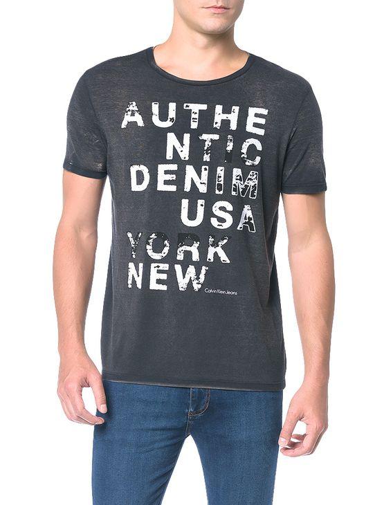 Camiseta-Calvin-Klein-Jeans-Estampa-Denim-Usa-Preto
