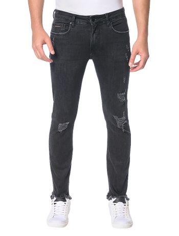 Calca-Calvin-Klein-Jeans-Five-Pockets-Super-Skinny-Preto