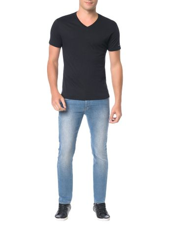 Calca-Calvin-Klein-Jeans-Skinny-Five-Pockets-Azul-Claro