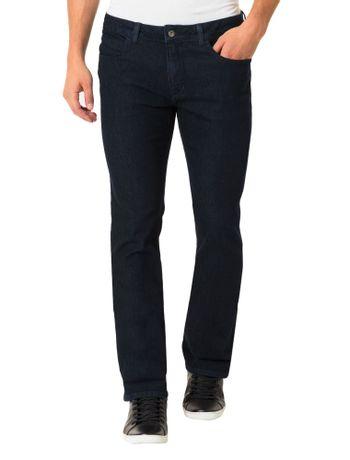 Calca-Jeans-Calvin-Klein-Straight-Escura-Azul-Marinho