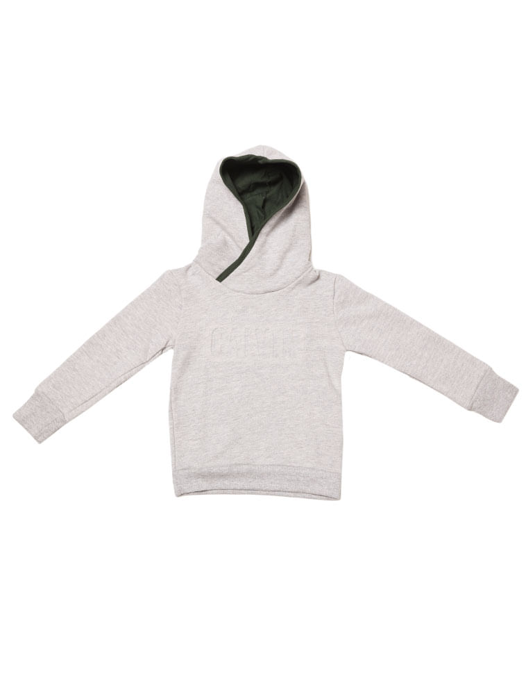 Casaco-Moletom-Infantil-Calvin-Klein-Jeans-Capuz-Logo-Baixo-Relevo-Mescla dc108d675c250