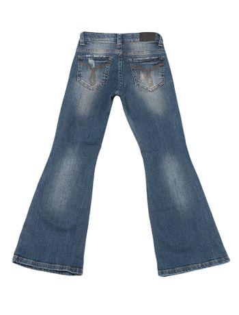 Calca-Jeans-Infantil-Calvin-Klein-Jeans-Five-Pockets-Flare-Azul-Medio