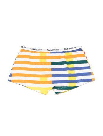 Cueca-Trunk-Infantil-Calvin-Klein-Underwear-Modern-Cotton-Branco