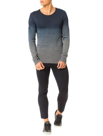 Sueter-Calvin-Klein-Jeans-Imersao-Degrade-Marinho