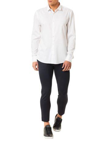 Camisa-Slim-Calvin-Klein-Cannes-Maquinetado-Branco
