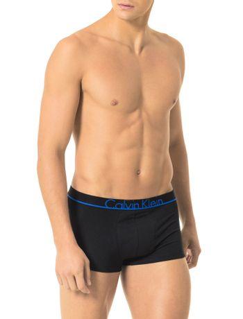 Cueca-Trunk-Calvin-Klein-Underwear-Id-Cotton-Preto