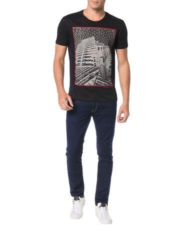 Camiseta-Calvin-Klein-Jeans-Estampa-Corrosao-Preto
