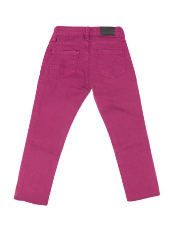 Calca-Color-Infantil-Calvin-Klein-Jeans-Super-Skinny-Ameixa