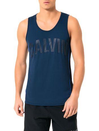 Regata-Athletic-Calvin-Klein-Swimwear-Logo-Calvin-Curvado-Marinho