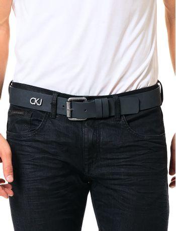 Cinto-Calvin-Klein-Jeans-Metal-Marinho