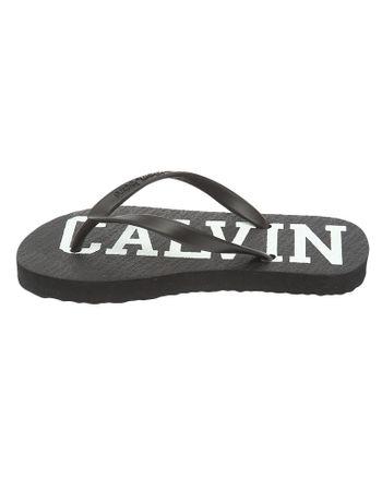 Chinelo-Infantil-Calvin-Klein-Jeans-Calvin-Serifa-Preto