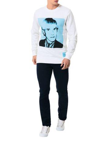 Casaco-Calvin-Klein-Jeans-Andy-Warhol-Branco-E-Azul-