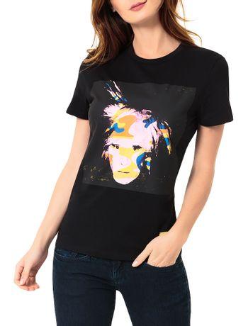 Blusa-Calvin-Klein-Jeans-Andy-Warhol-Preta-