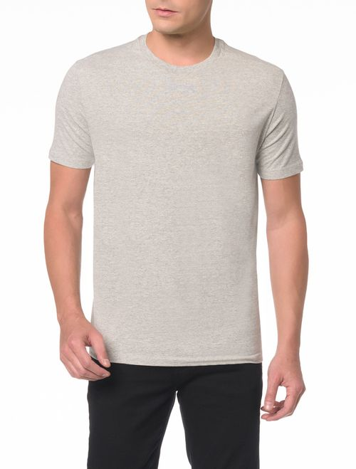 Camiseta Regular Com Estampa Bloco