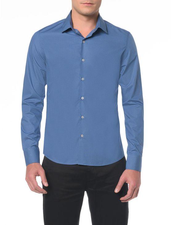 Camisa-Slim-Mini-Xadrez-Monte-Carlo-Simp