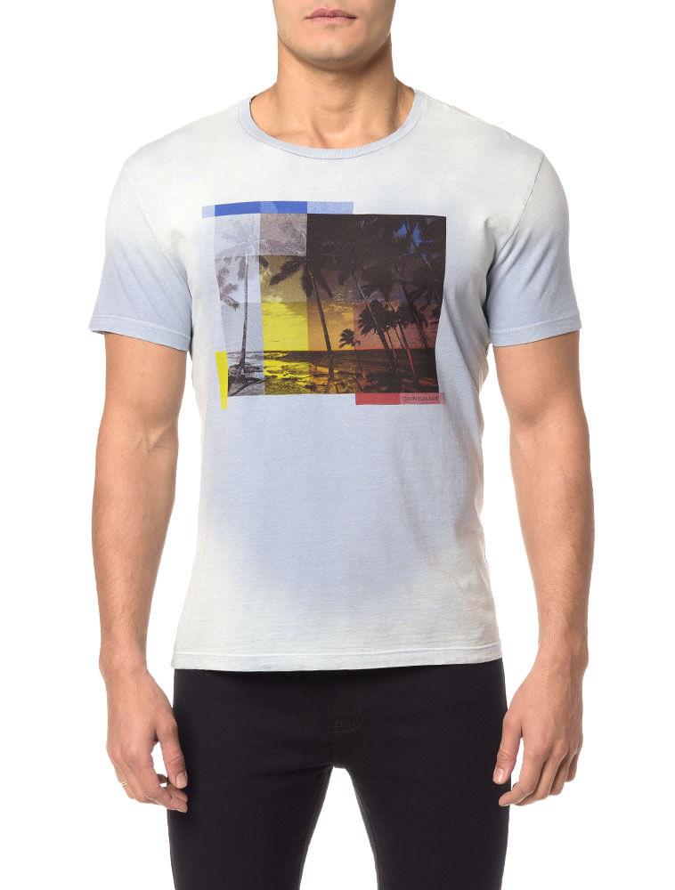 cee974046db6c Calvin Klein · Outlet · Roupas · Camisetas · Camiseta-CKJ-MC-Estampa-Praia.  Loading zoom