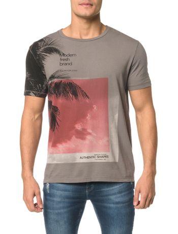 Camiseta-CKJ-MC-Estampa-Coqueiro-Manga 75644a39a6435
