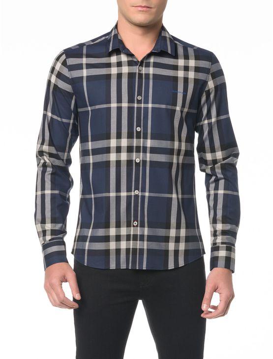 Camisa-ML-CKJ-Masc-Slim-Xadrez-Over-
