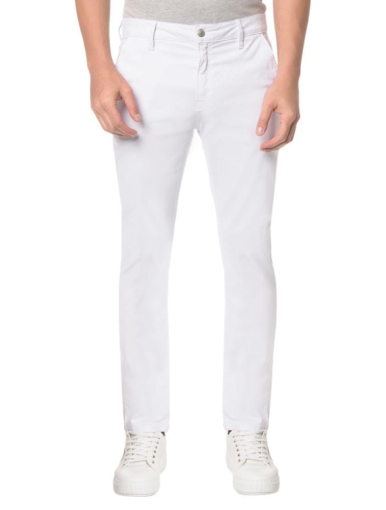 c859d329e55e2 Calça Color Slim - Calvin Klein