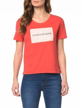 6c3f8ccef602c Blusas Femininas. Camisetas e regatas - Calvin Klein