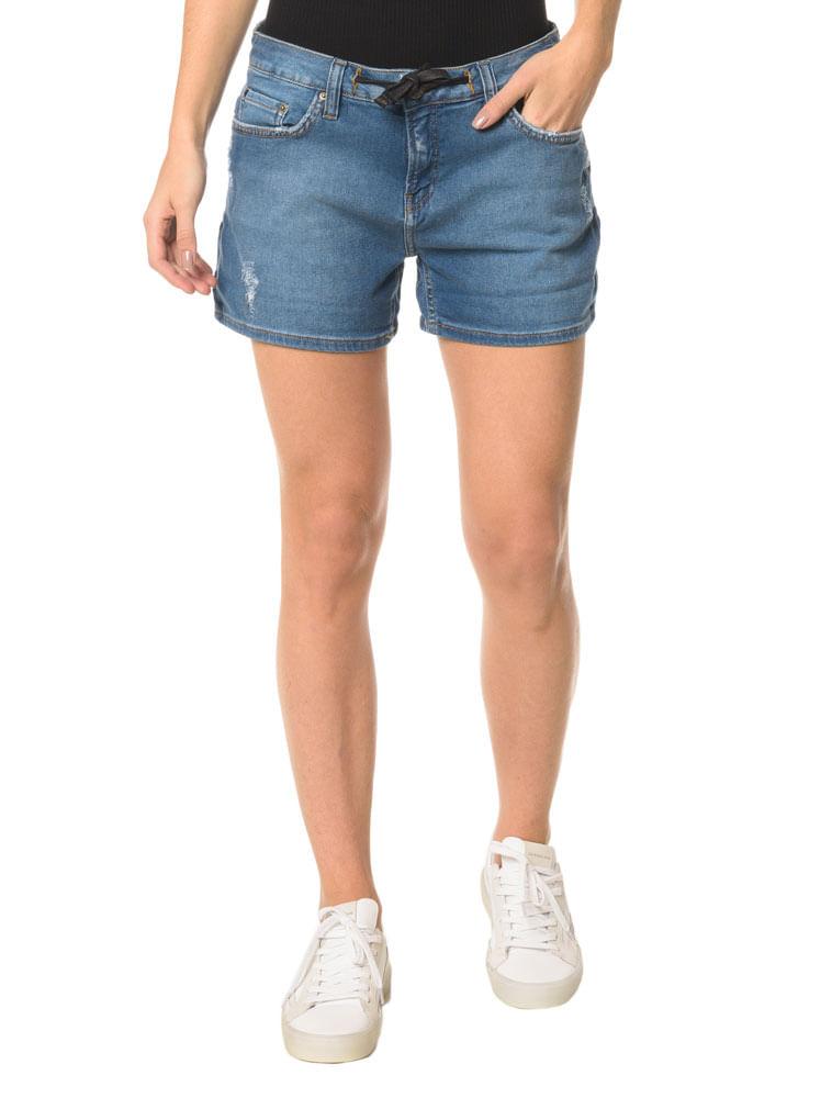 4ced11d5ba332 Shorts Jeans Five Pockets - Calvin Klein