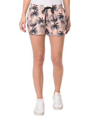 Shorts-Fem-CKJ-Estampa-Coqueiros