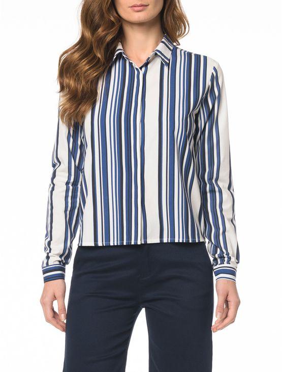 Camisa-CKJ-Fem-Blue-Stripes-
