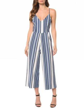 Macacao-CKJ-Fem-Blue-Stripes-Cropped