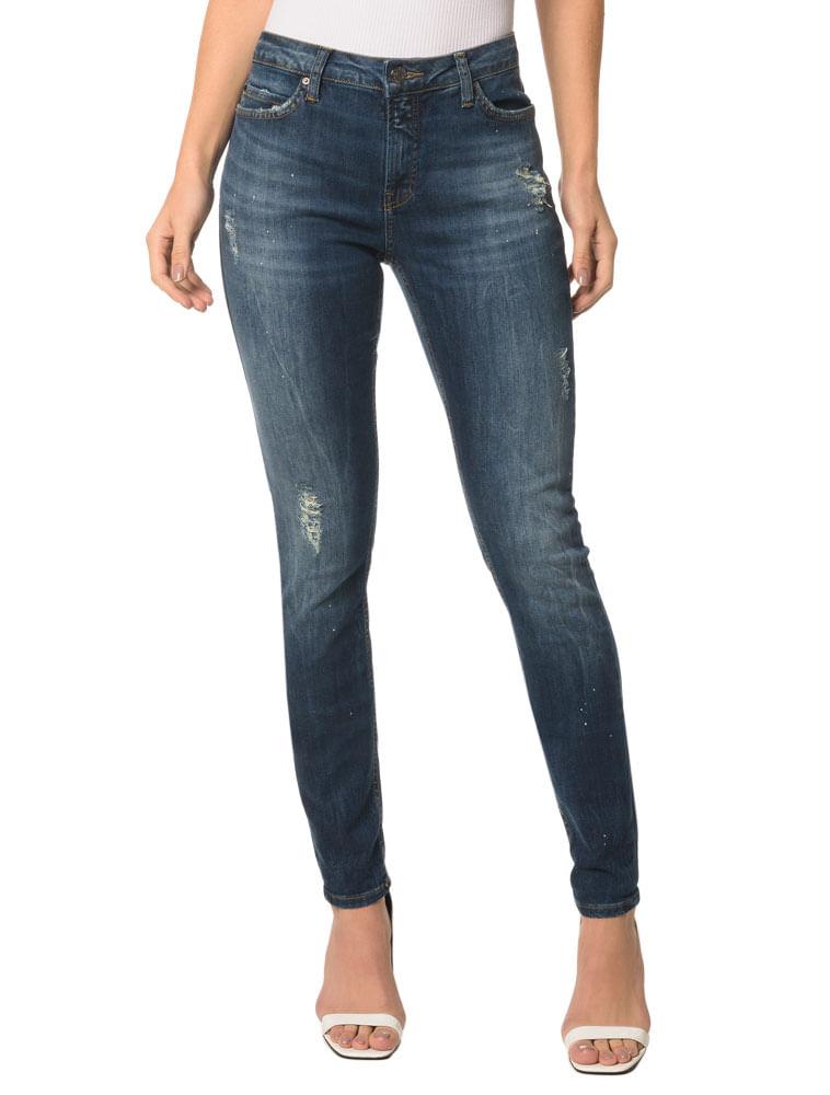 Calvin Klein · Feminino · Roupas · Jeans · Calca-Jeans-Sculpted 93e7212e68