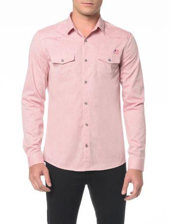 Camisa-ML-CKJ-Masc-Indigo-Like-Bandeira-