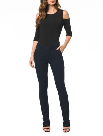 Calca-Five-Pockets-Slim-Flare