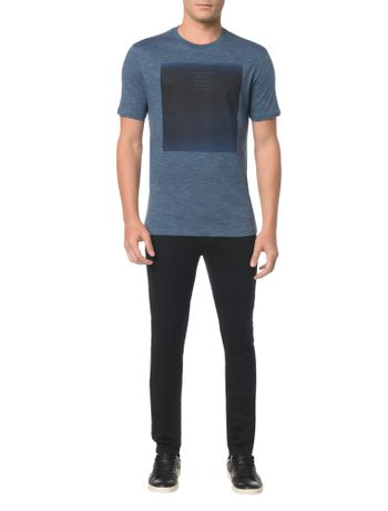 Camiseta-Slim-Com-Estampa-Blue