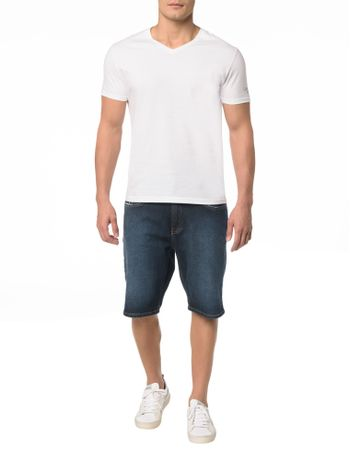 Bermuda-Jeans-Five-Pockets