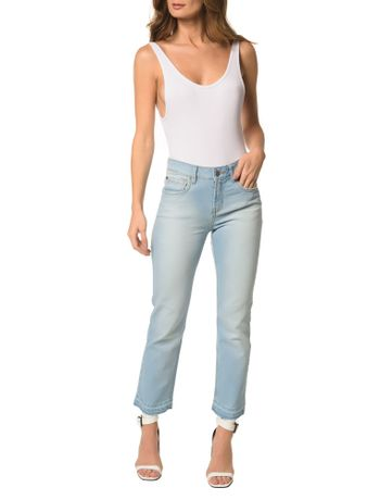 Calca-Jeans-Five-Pockets-Mid-Rise-Straigh