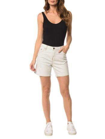 Bermuda-Jeans-Five-Pockets