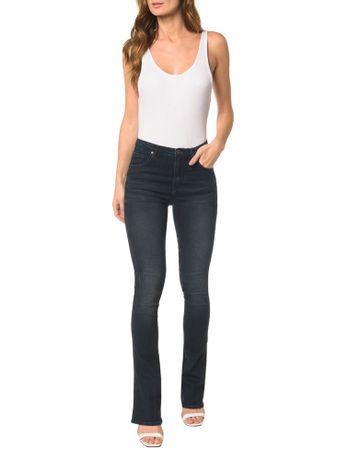 b97e5167f Calça Jeans Sculpted CKJ 042 Kick Flare - Marinho - Calvin Klein