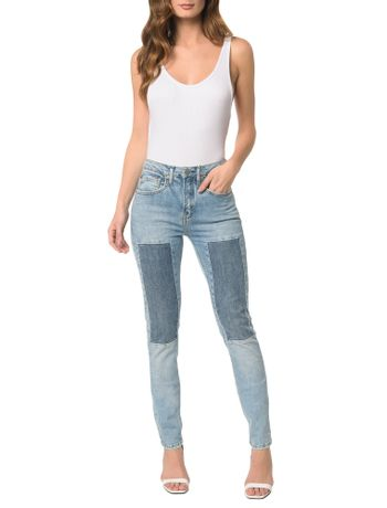 Calca-Jeans-Five-Pockets-High-Rise-Slim-
