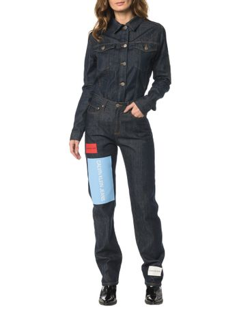 Calca-Jeans-Pockets-High-Rise-Straight