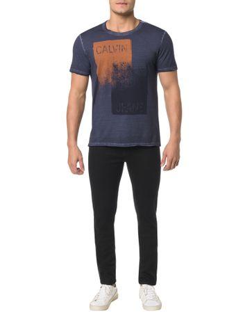 Camiseta-CKJ-MC-Pincelada-Calvin-Jeans