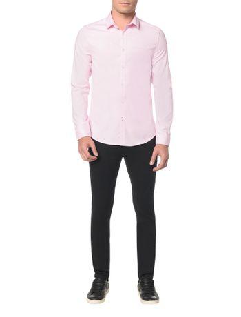Camisa-ML-CKJ-Masc-Slim-Piquet