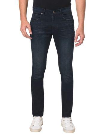 Calca-Azul-Marinho-Calvin-Klein-Jeans-Sculpted