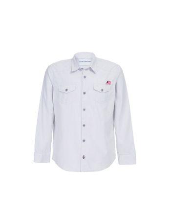 Camisa-CKJ-ML-Bolsos-Bandeira