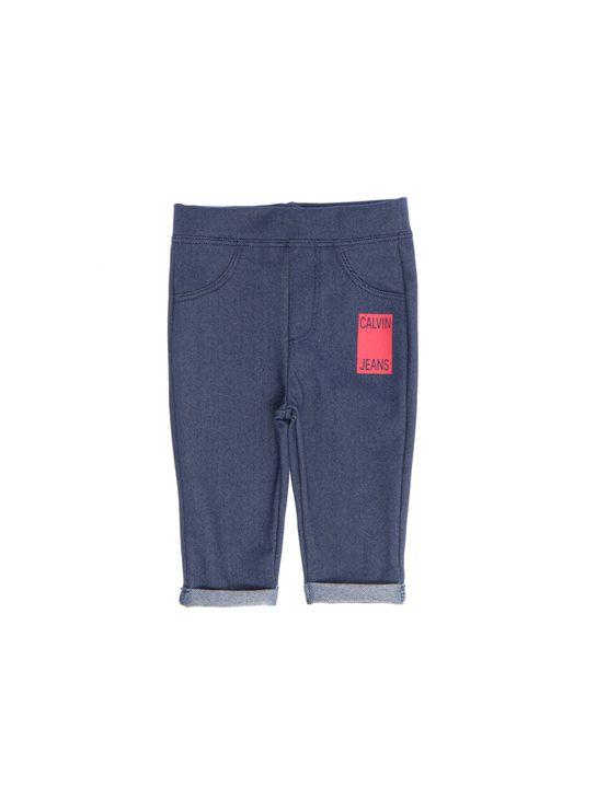dff4ef8d4 Calça Malha Estampa Calvin Jeans - Calvin Klein