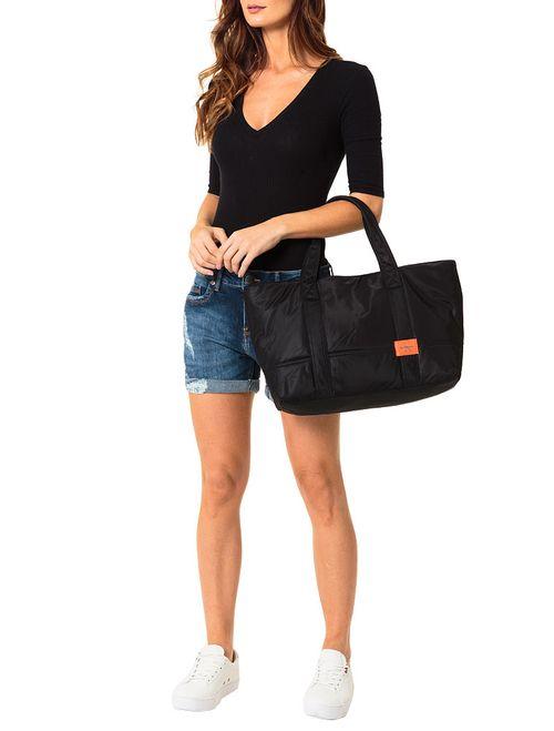 Shopping Bag Calvin Klein Jeans Média Preto