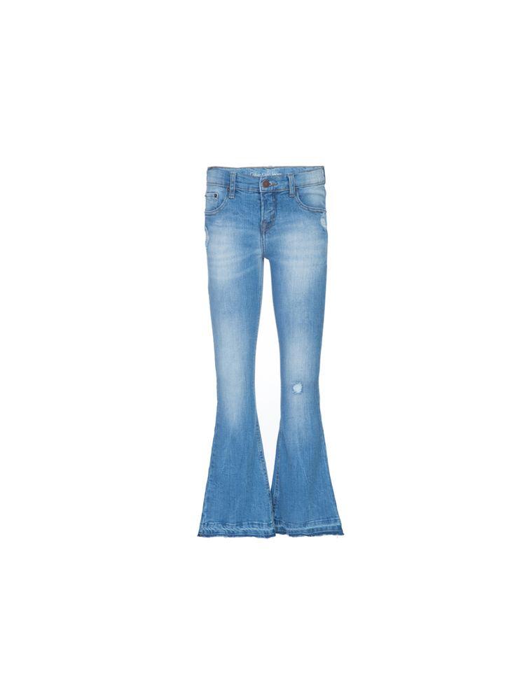 705333090d Calça Jeans Five Pockets Flare High - Calvin Klein